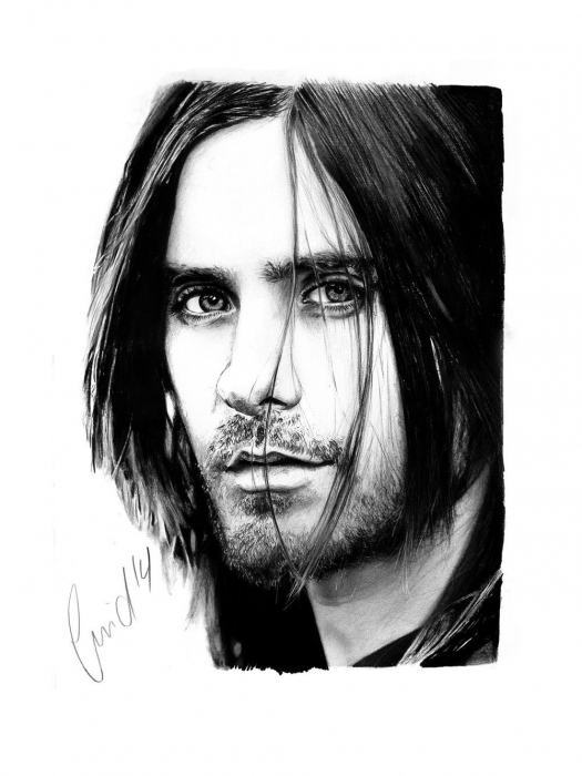 Jared Leto by SweetSophie